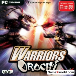 Warriors Orochi (2008/RUS/JAP/RePack by R.G.REVOLUTiON)