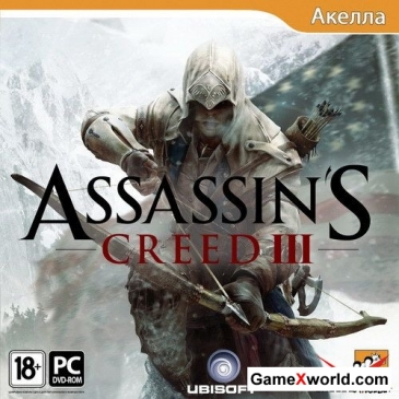 Assassins Creed 3 Deluxe Edition (v.1.05 + 5 DLC) (2012/RUS/Rip by Fenixx)